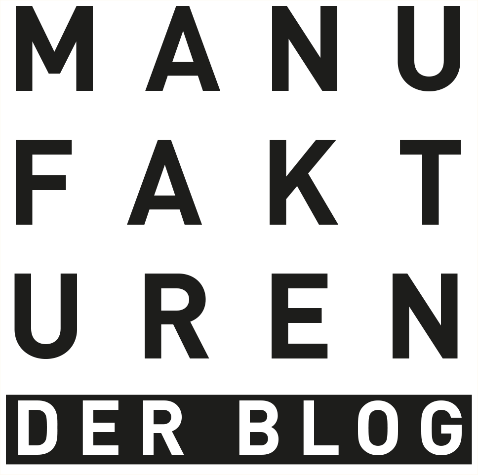 Manufakturen Blog